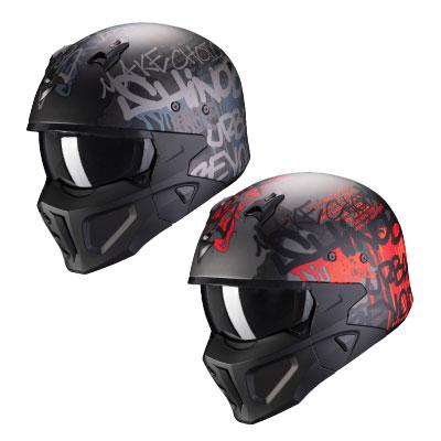 Scorpion Covert-X Wall Helmet Image