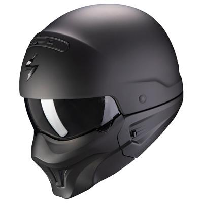 Scorpion EXO-Combat Evo Solid Helmet Image