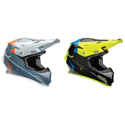 Thor Sector Shear Helmet Image