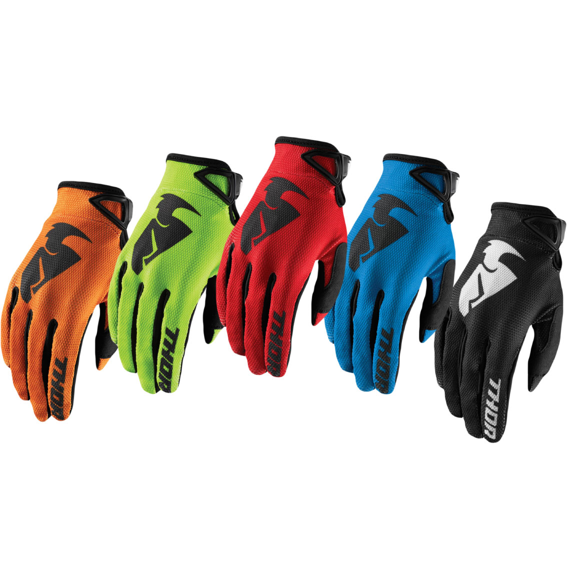 Thor Sector Youth Gloves Image