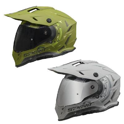 Spirit DSV3 Delta Tank Adventure Helmet Image