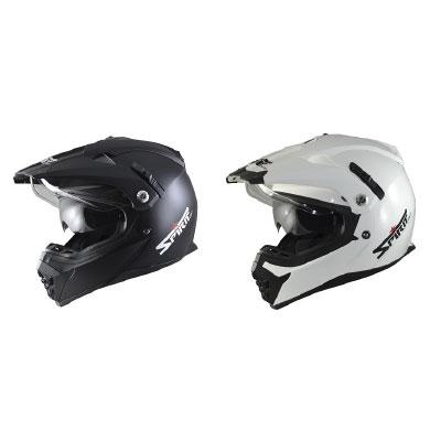 Spirit Dual-Sport Helmet Image