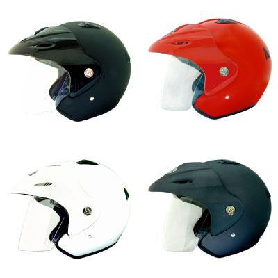 VR-1 TA 365 Open Face Helmet Image
