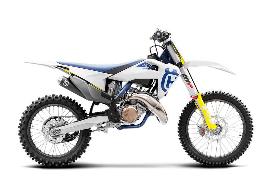 Husqvarna - TC 125 Motocross Image
