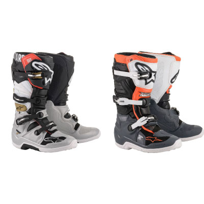 Alpinestars Tech 7 Youth Boots_ Image