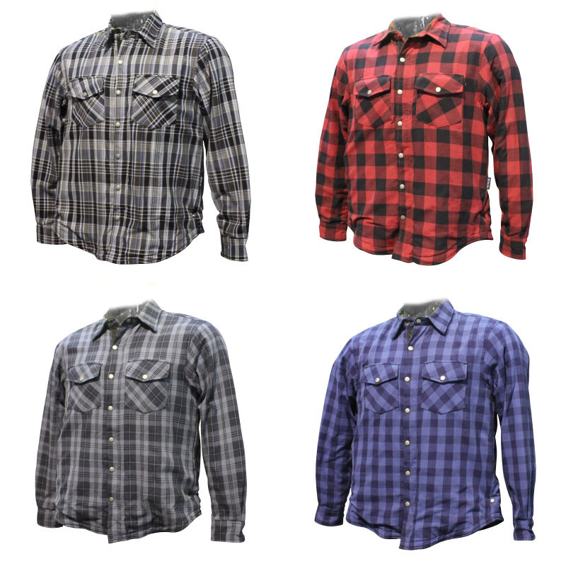 Metalize 809 Tech Padded Shirt Image