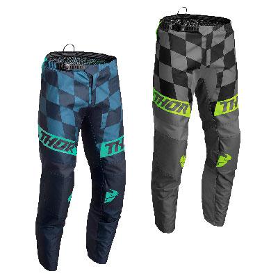 Thor Sector Birdrock Youth Motocross Pants Image