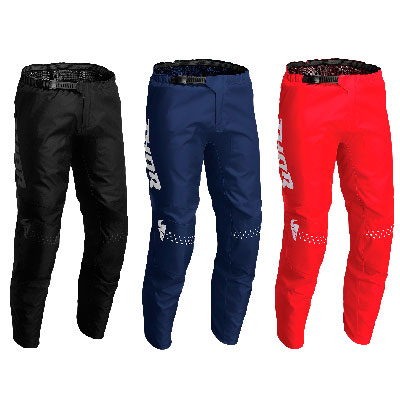 Thor Sector Minimal Youth Motocross Pants Image
