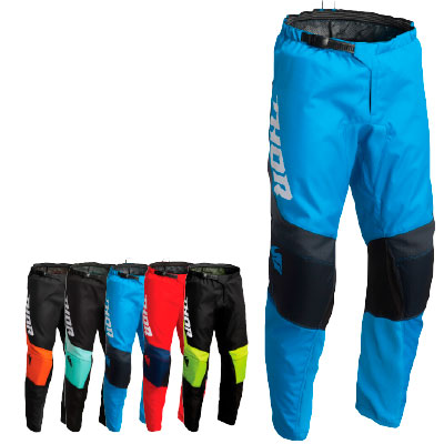 Thor Sector Chevron Motocross Youth Pants Image