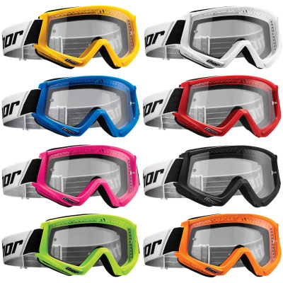Thor Combat Youth Goggles Image