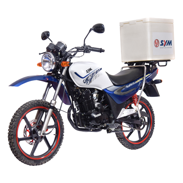 SYM TRAIL BLAZE - Delivery Box Not Included Image