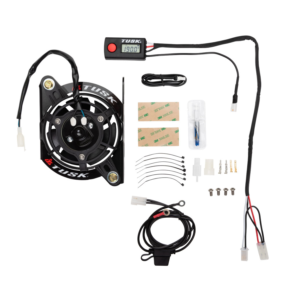 Tusk Digital Radiator Fan Kit (Husq FC) Image