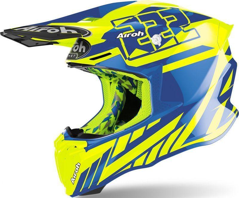 Airoh Twist 2.0 Cairoli Helmet Image