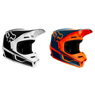 FOX V1 PRZM Motocross Youth Helmet Image