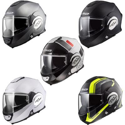 LS2 Valiant Helmet Image