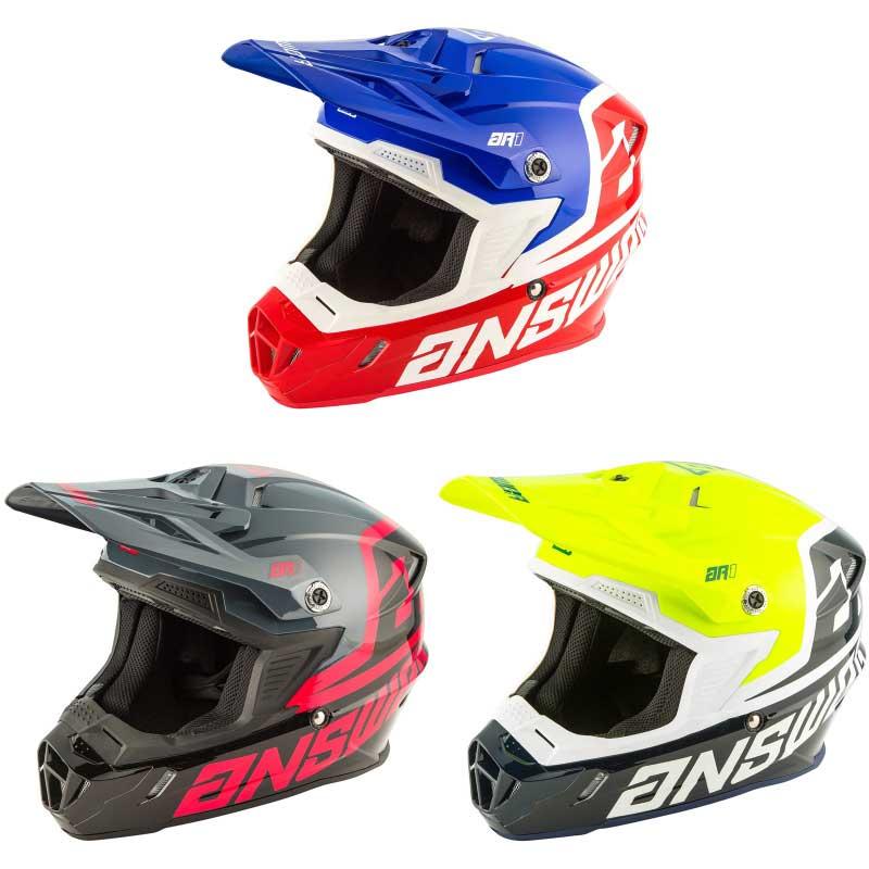 Answer AR-1 Voyd Helmet Various Colours Image