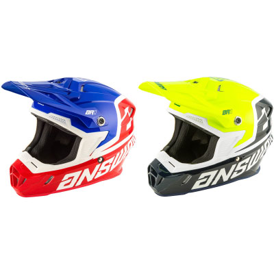 Answer AR-1 Youth Voyd Helmet Various Colours Image