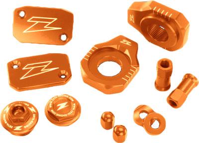 Zeta Billet Kit - Orange Image
