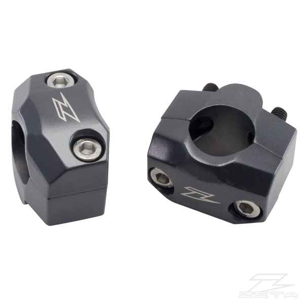 Zeta Adapter Clamp 22.2 to 28.6 mm Image