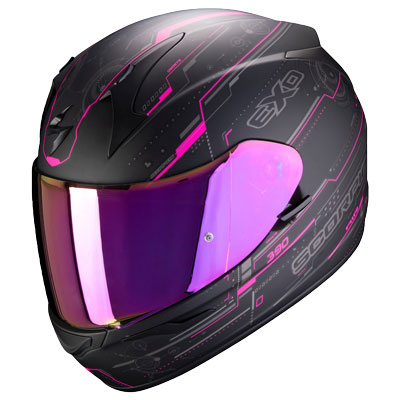 Scorpion Exo 390 Beat Helmet (Small Only) Image