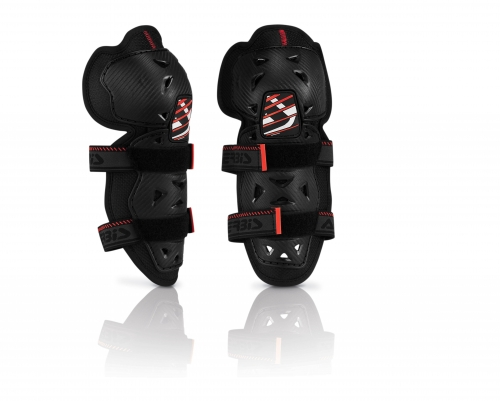 Acerbis 2.0 Profile Youth Knee Guards Image