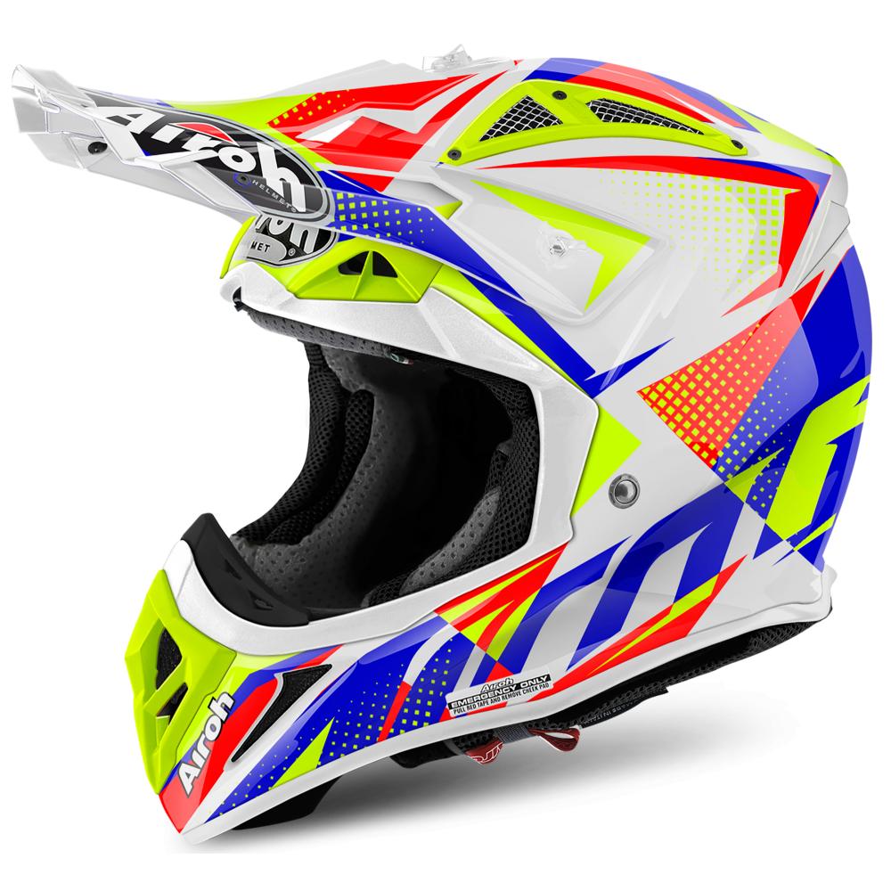 Airoh Aviator 2.2 Flash Helmet Image