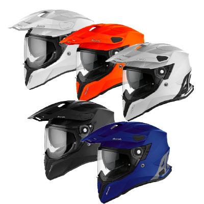 Airoh Commander Colour Helmet Image
