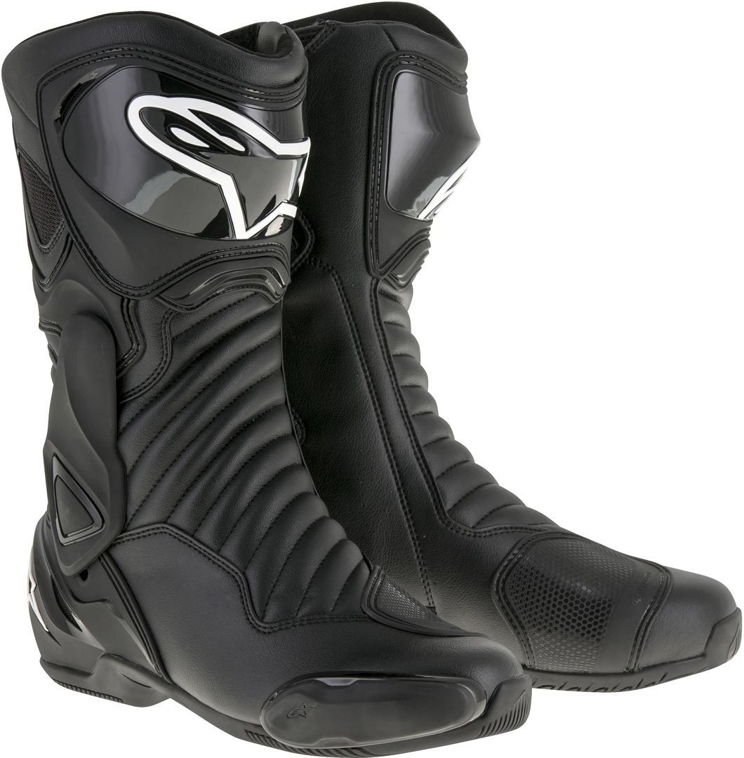 Alpinestars SMX-6 V2 Motorcycle Boots Image