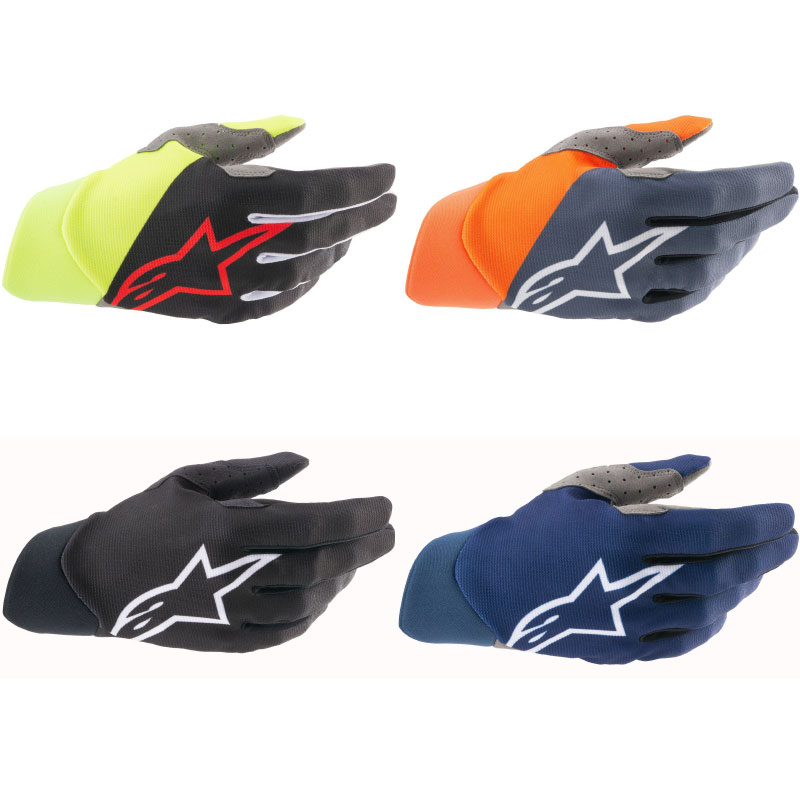 Alpinestars Dune Motocross Gloves Image