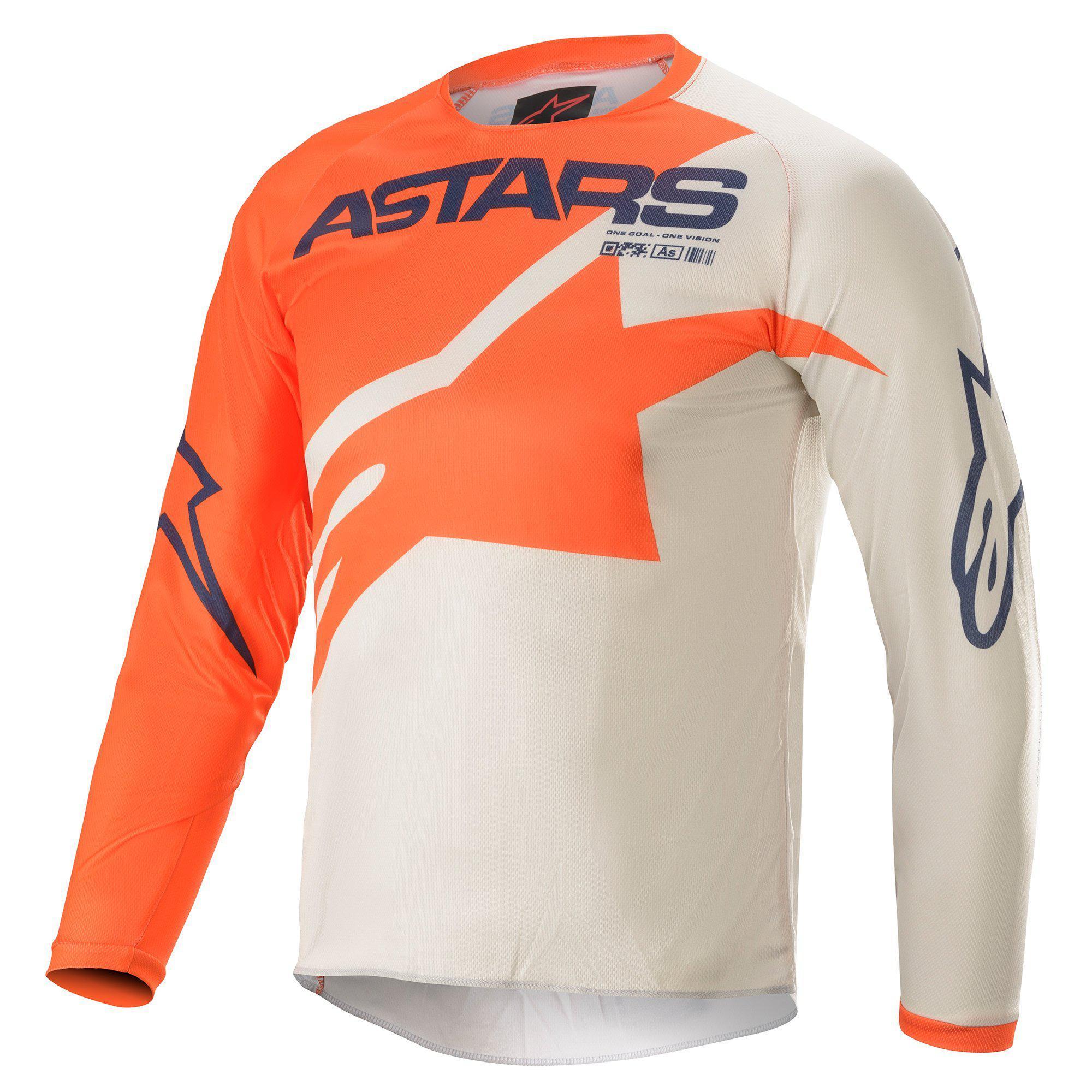 Alpinestars Racer Braap Motocross Jersey Image