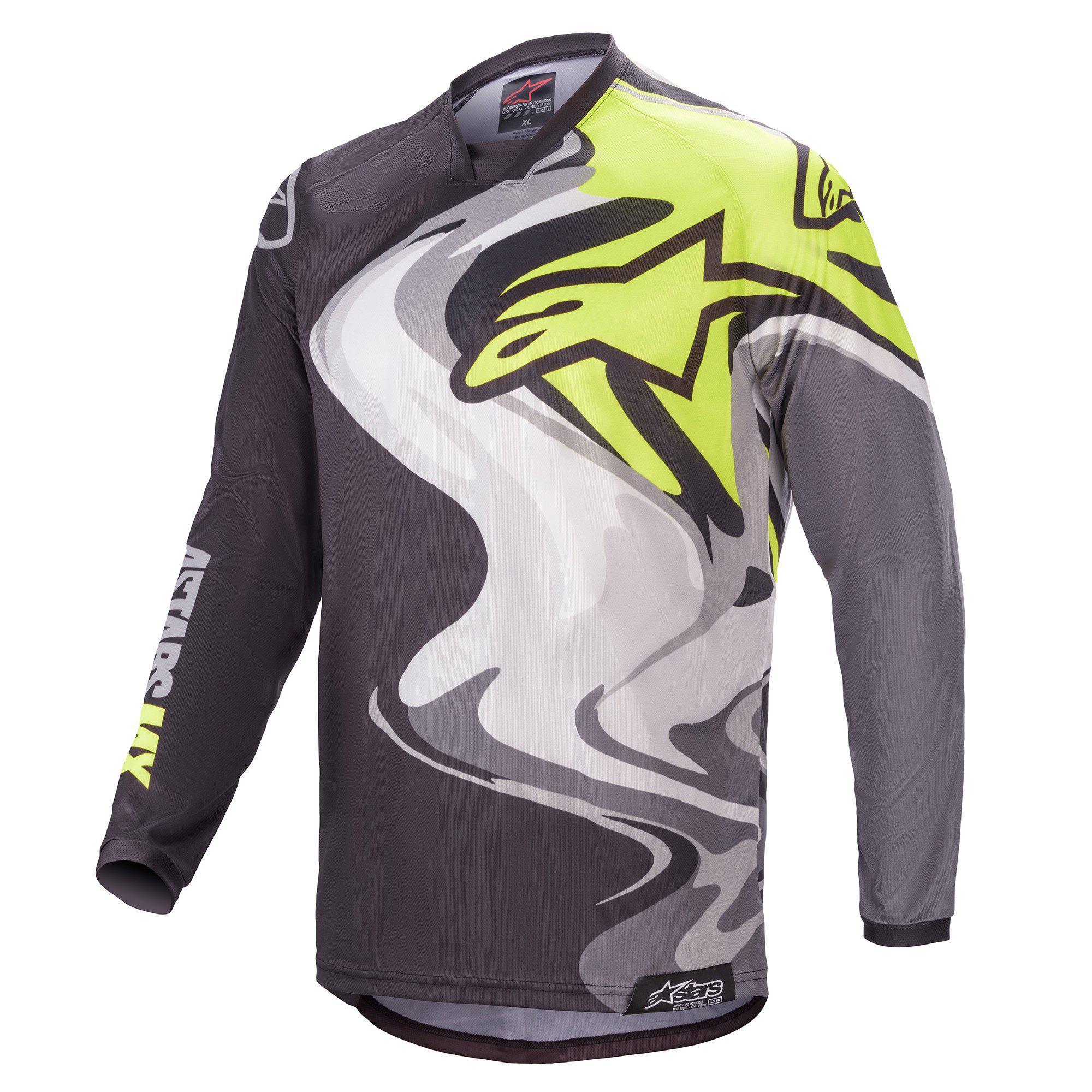 Alpinestars Racer Flagship Motocross Jersey Image