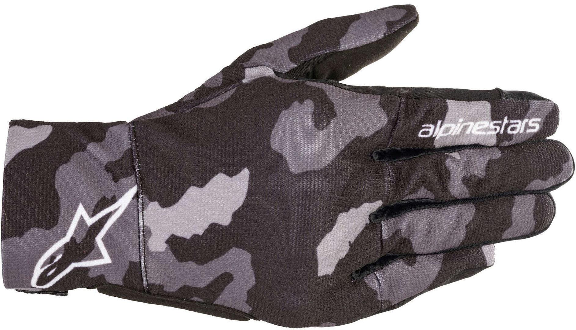 Alpinestars Reef Motorcycle Gloves Image