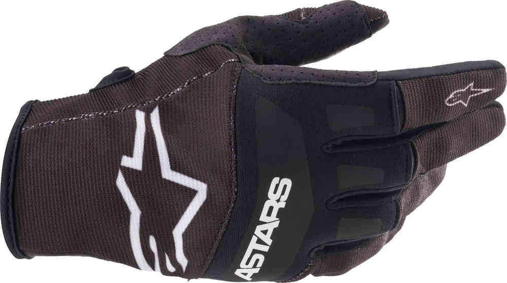 Alpinestars Techstar Motocross Gloves Image