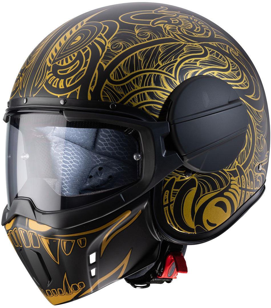 Caberg Ghost Helmet Maori Image