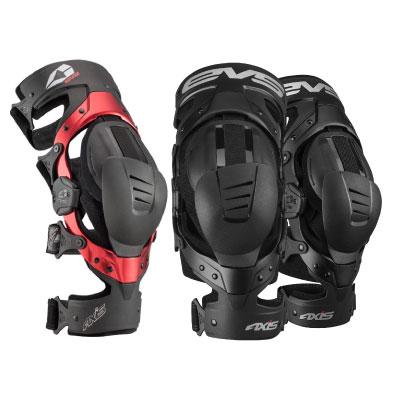 EVS Axis Sport Knee Brace Pair Image