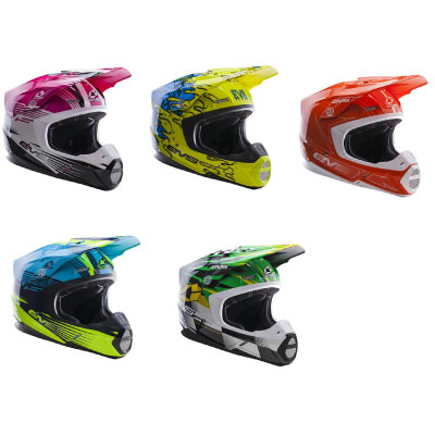 Evs T5 Helmet Image