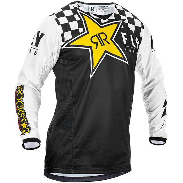 Fly Kinetic Rockstar Jersey Image