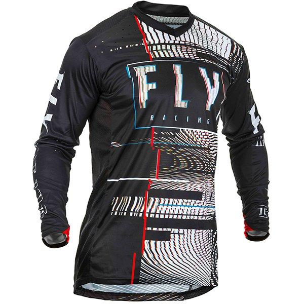 Fly Lite Glitch Jersey Image