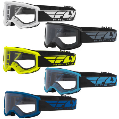 Fly Focus Youth Goggles Image