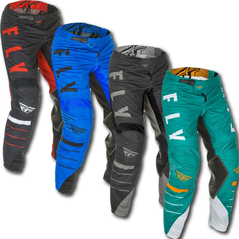 Fly Kinetic Mesh Pants Youth Image