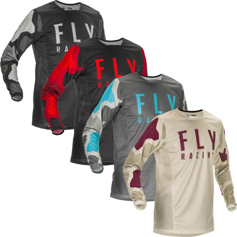 Fly Kinetic K221 Jersey Image