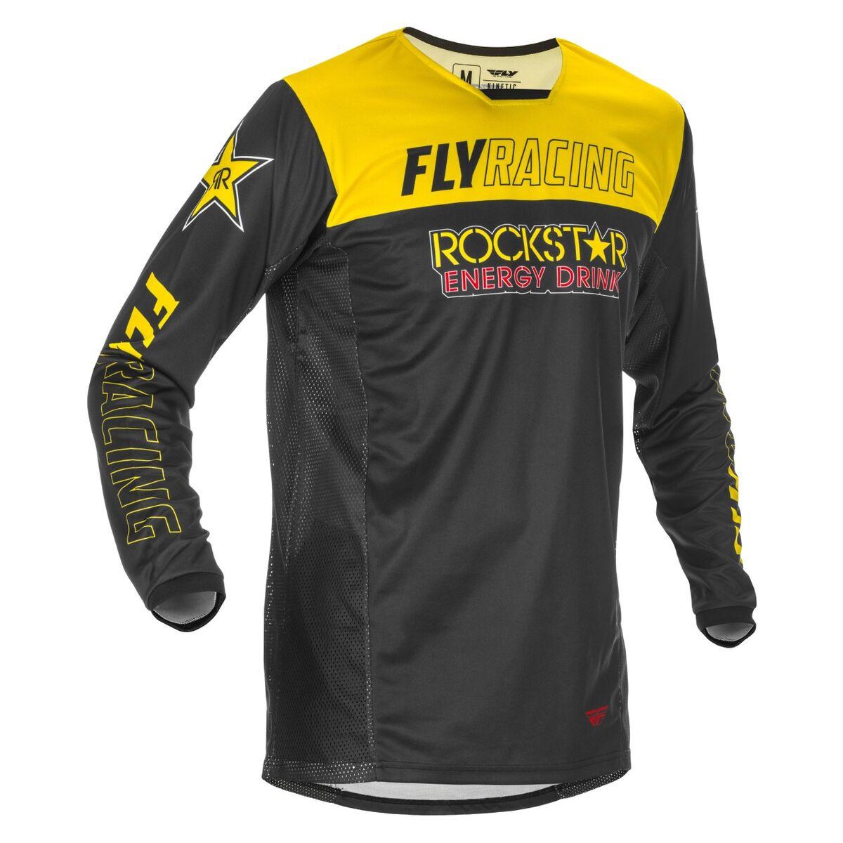 Fly Kinetic SE Rockstar Jersey Image