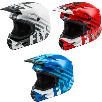 Fly Kinetic Thrive Youth Helmet Image