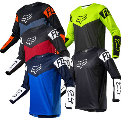 Fox 180 REVN Youth Motocross Jesrey Image