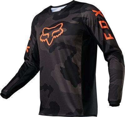 FOX 180 Trev Motocross Jersey Image