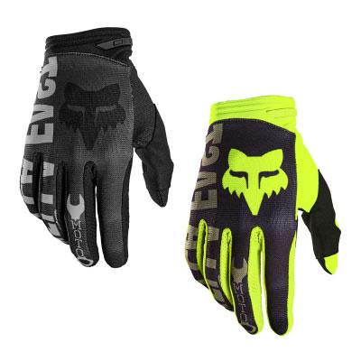 Fox Illmatik MX Glove Image