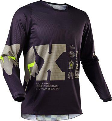 FOX 180 Illmatik Motocross Jersey Image