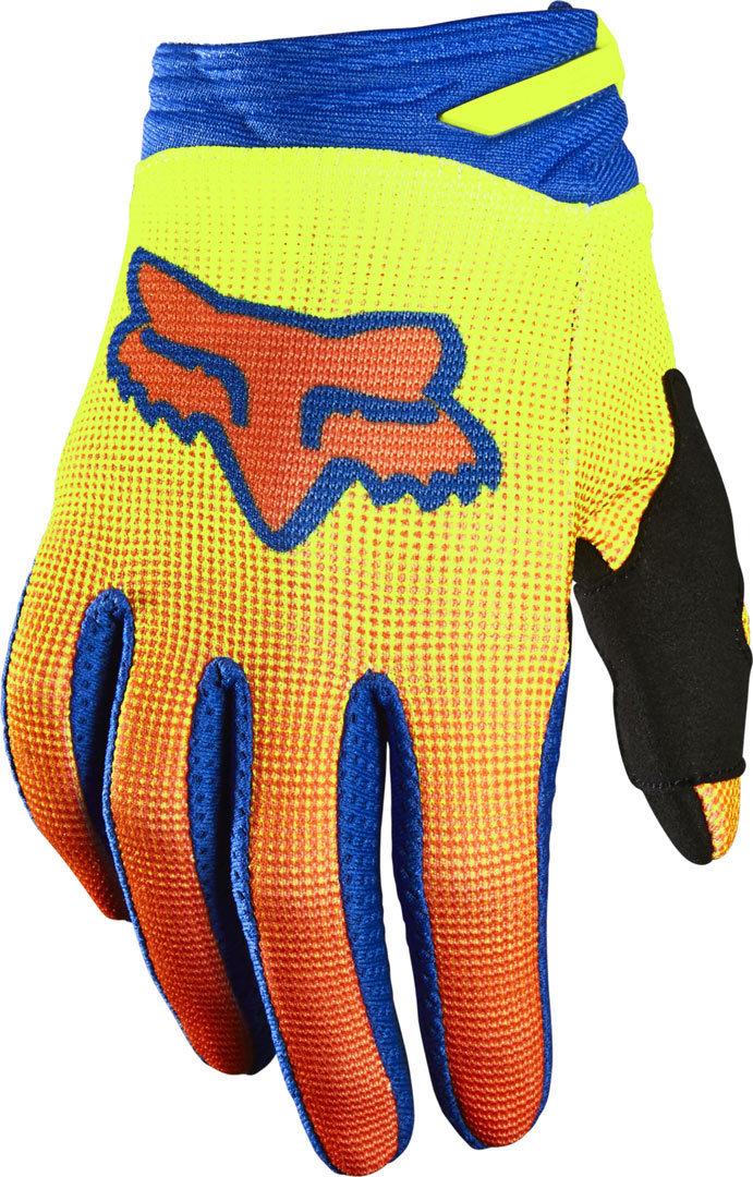 FOX 180 Oktiv Youth Motocross Gloves Image