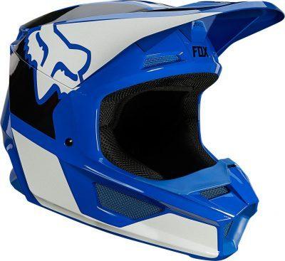 FOX V1 REVN Youth Motocross Helmet Image