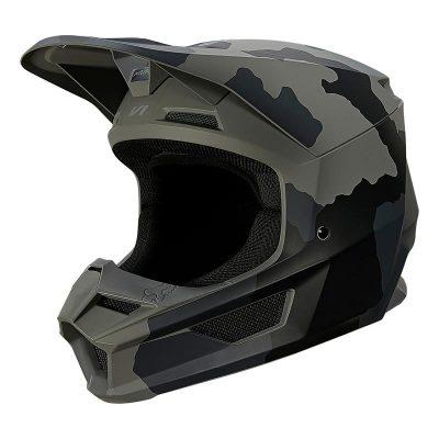 Fox V1 Trev Helmet Ece Image
